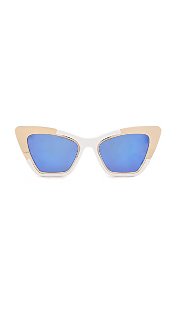 Karen Walker Siouxsie Sunglasses