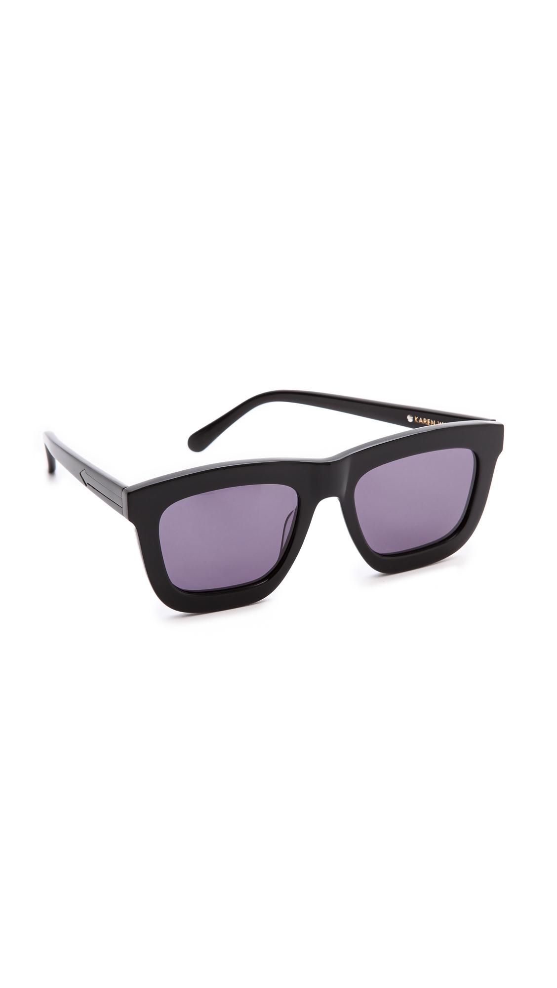 a4be79ae113 Karen Walker Deep Worship Sunglasses