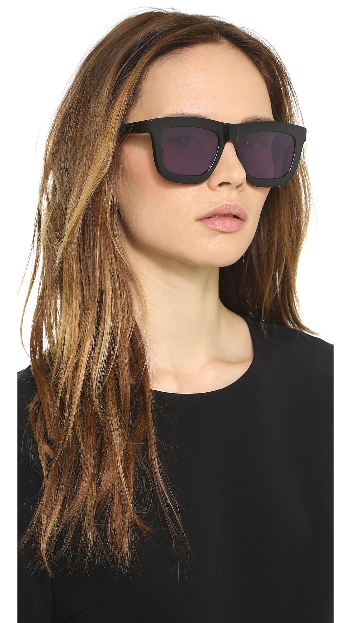 a7fc1d425649 Karen Walker Deep Worship Sunglasses