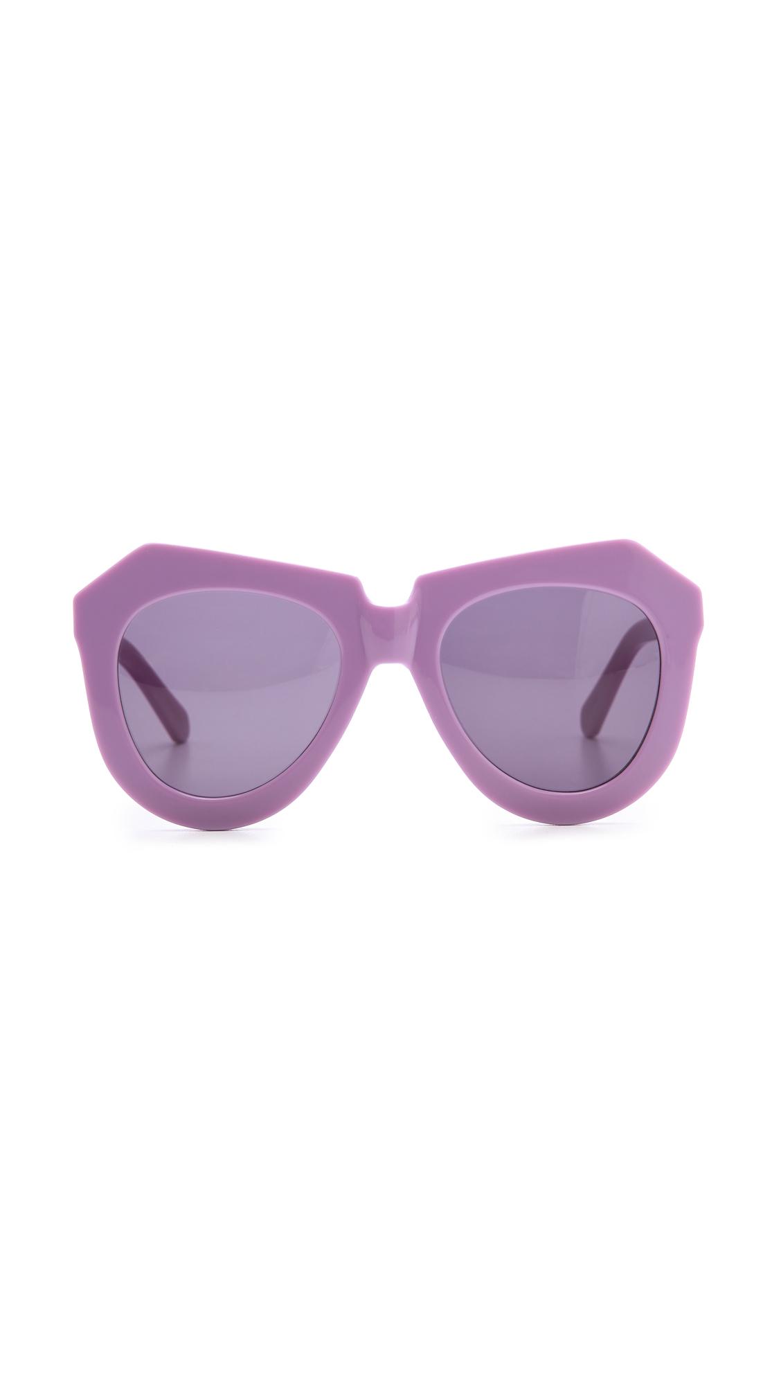 8ae7872df77 Karen Walker One Worship Sunglasses