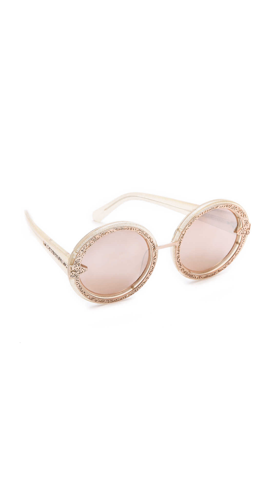 d8aa825bcc9c Karen Walker Orbit Filigree Sunglasses