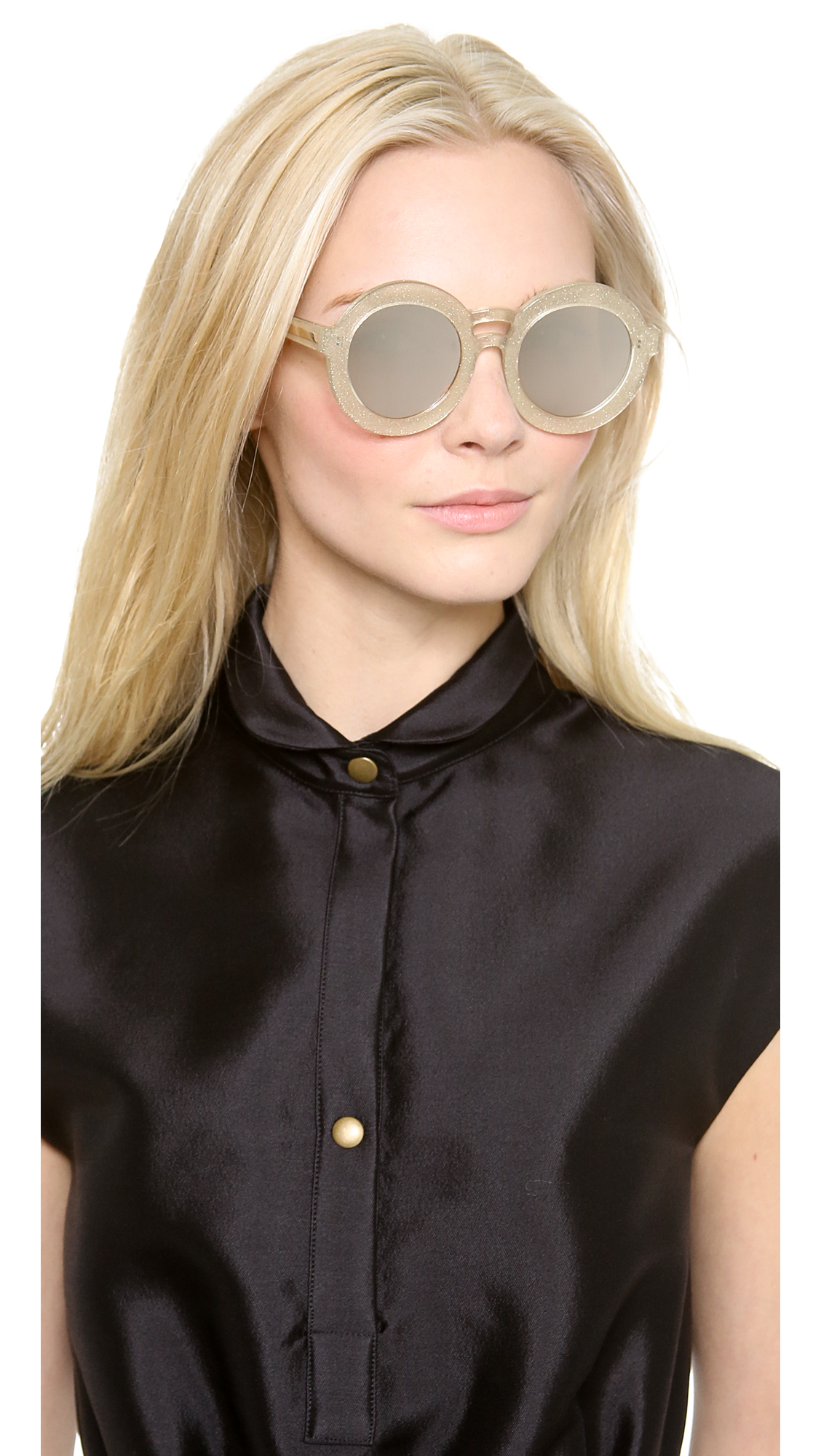 24352f07ae Karen Walker Joyous Sunglasses   SHOPBOP