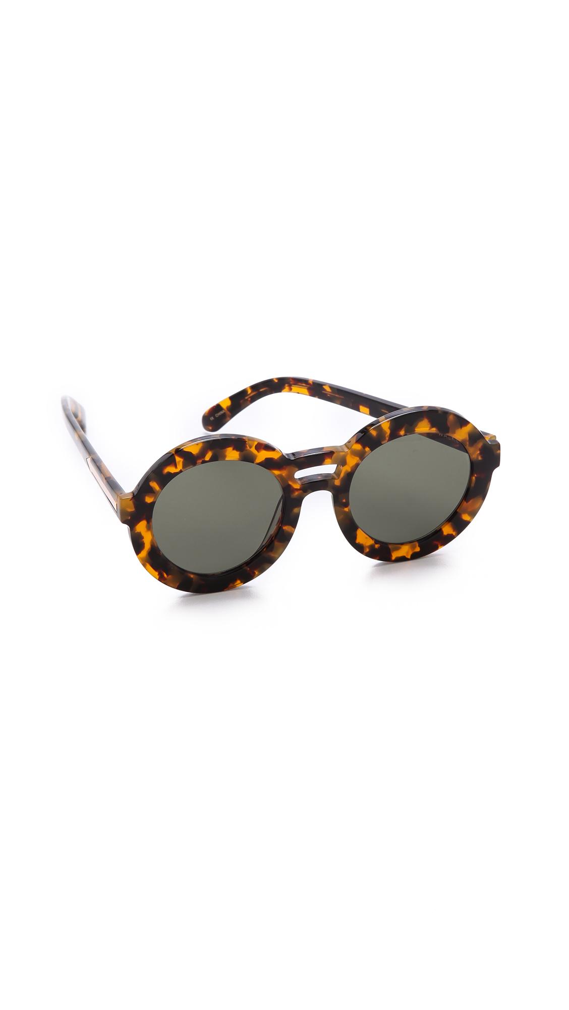 4afaa818fbb Karen Walker Joyous Sunglasses