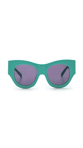 Karen Walker Faithful Sunglasses