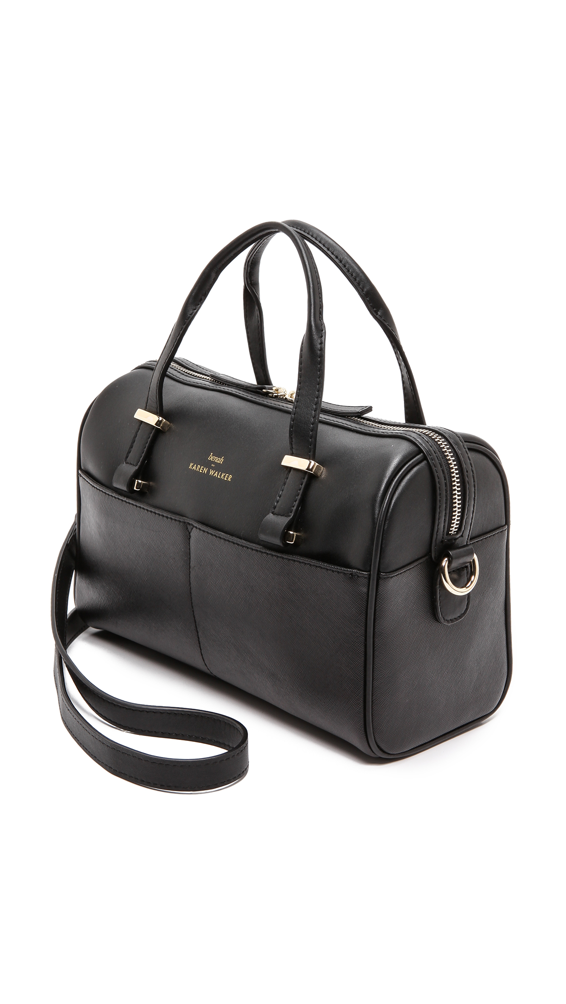 8e6a78edf3cf Karen Walker Andie Mini Duffle Bag