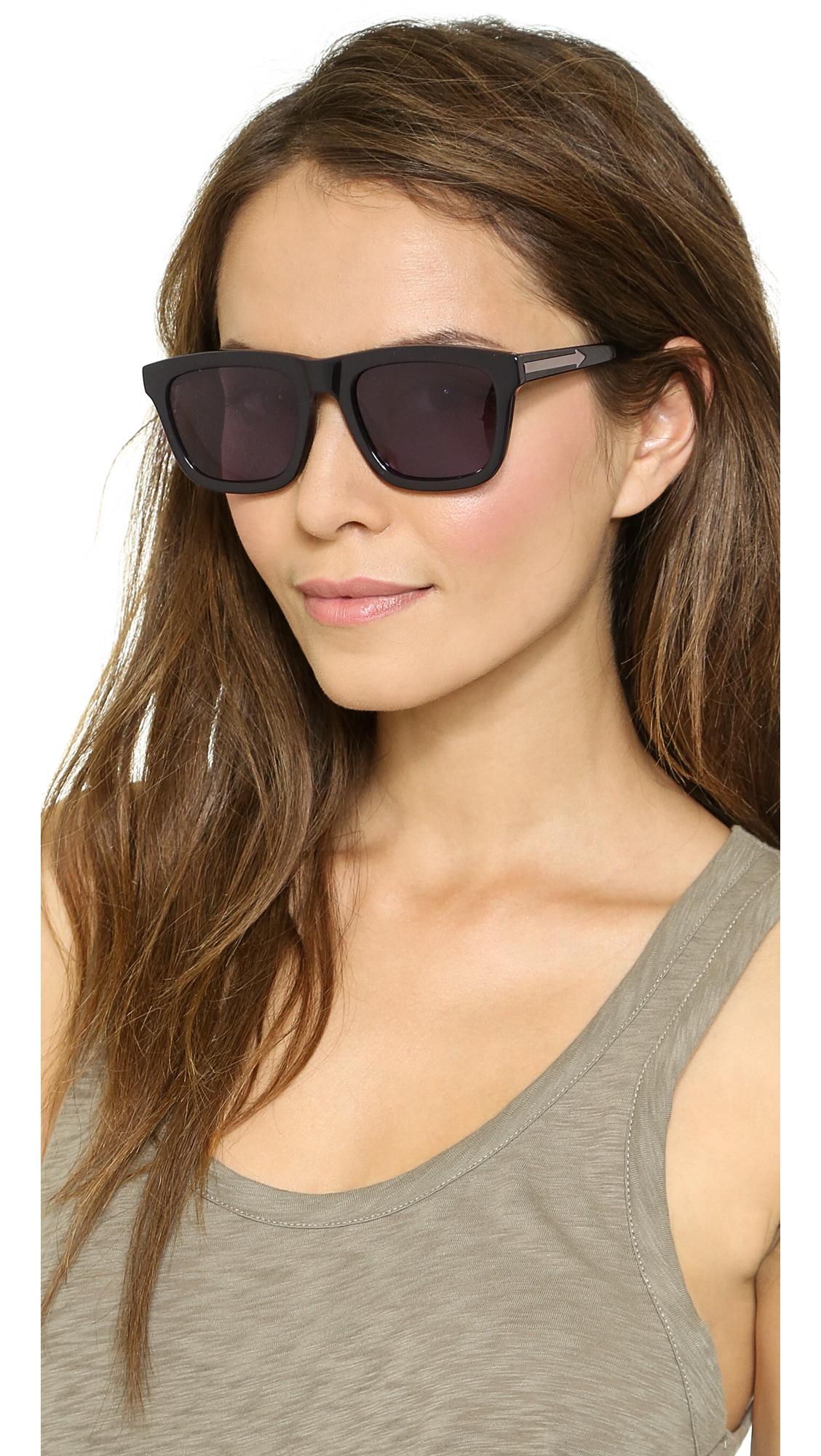 94c2b91d4df Karen Walker Special Fit Deep Freeze Sunglasses