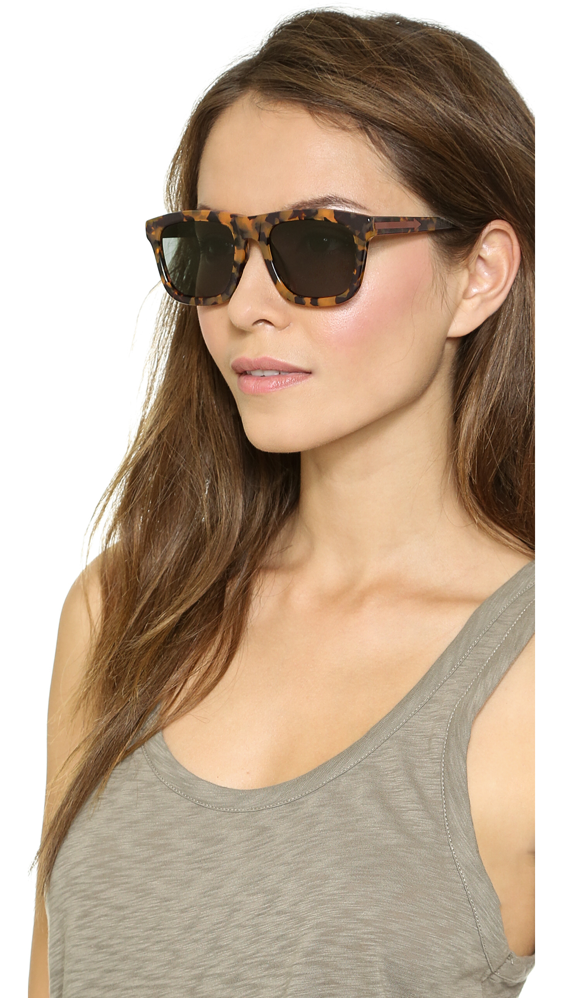7263f437c87 Karen Walker Special Fit Deep Freeze Sunglasses