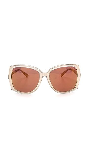 Karen Walker Annie Mirrored Sunglasses