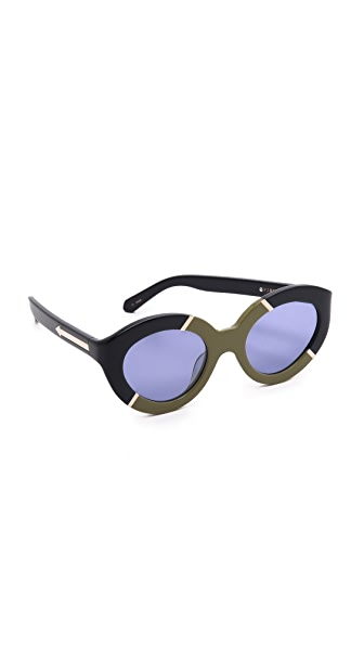 Karen Walker Flowerpatch Sunglasses