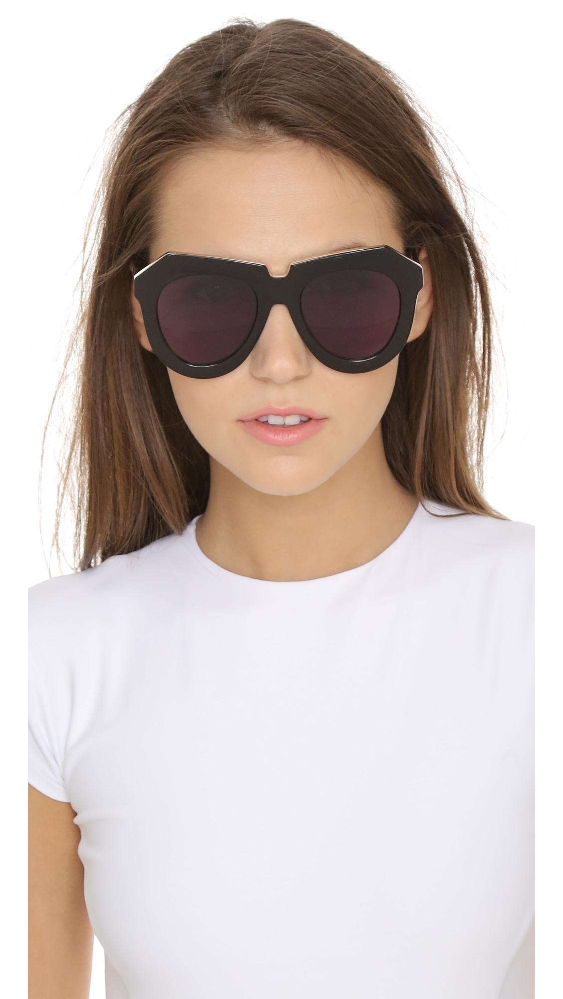 64a8dc0b3571 Karen Walker One Meadow Sunglasses