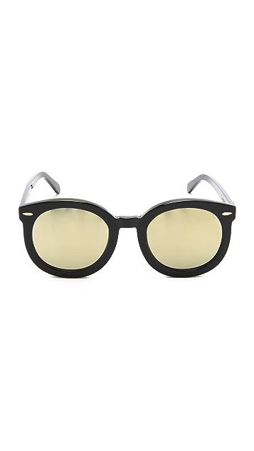 Karen Walker Superstars Super Duper Strength Sunglasses