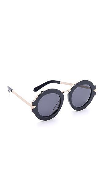 Karen Walker Special Fit Maze Sunglasses