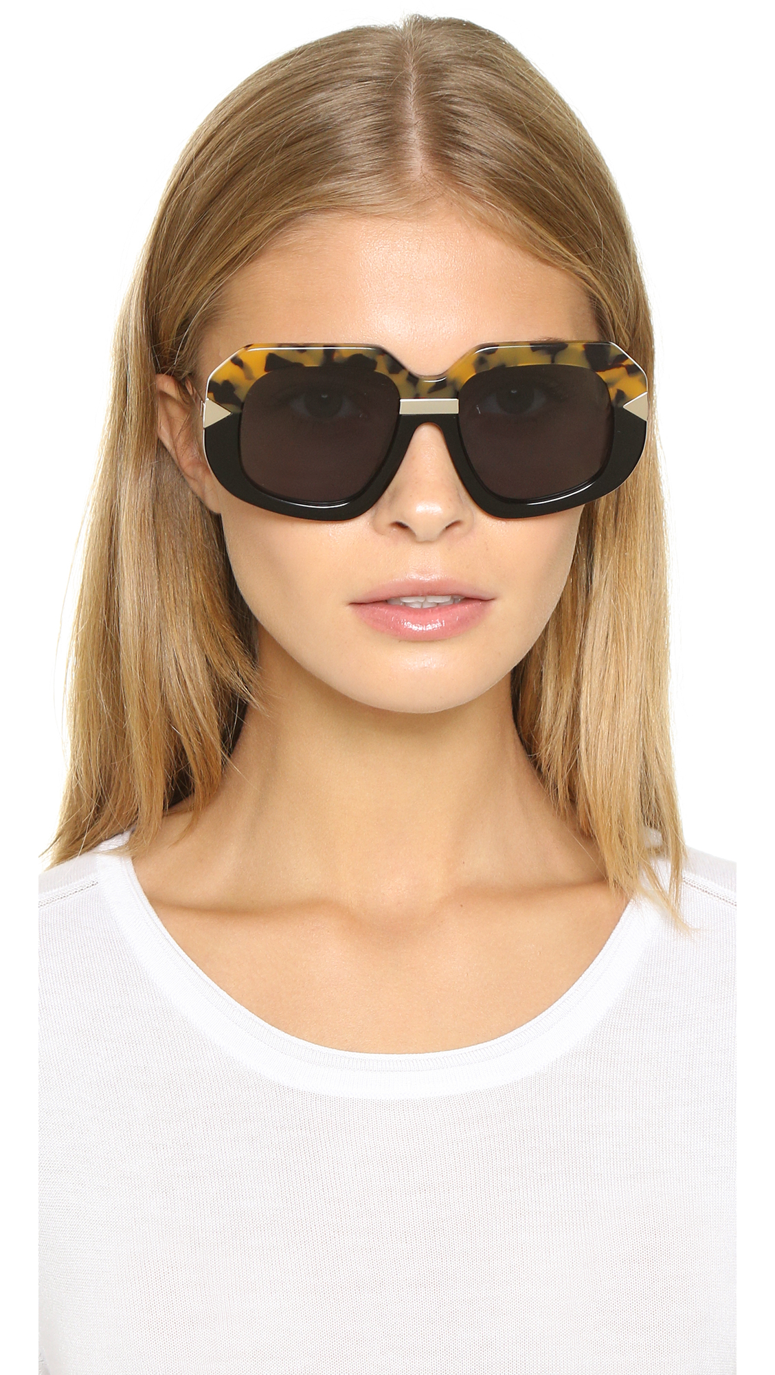 Karen Creeper sol Eyewear de Walker Gafas Hollywood SBHO1Wx
