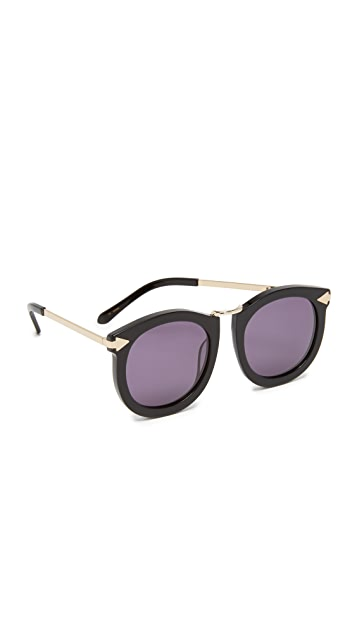 Karen Walker Super Lunar Sunglasses