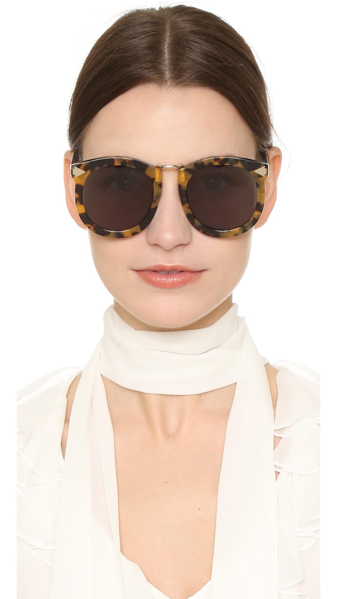 736d20bb973 Karen Walker Super Lunar Sunglasses
