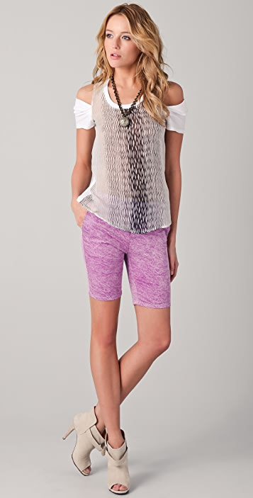Kelly Wearstler Minnow Shorts
