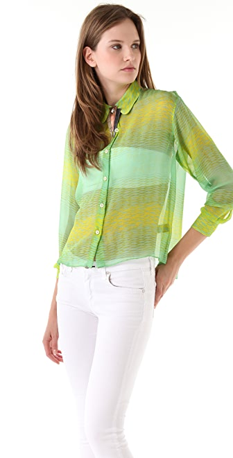 Kelly Wearstler Paloma Blouse