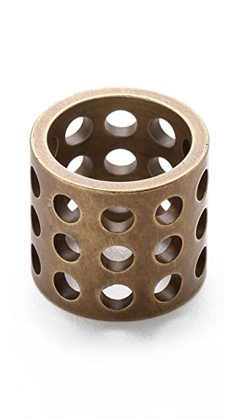 Kelly Wearstler Perforated Ring