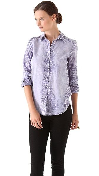 Kelly Wearstler Grunge Burnout Shirt