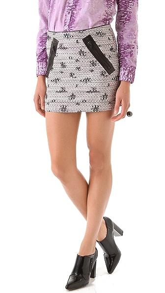 Kelly Wearstler Craft Tweed Skirt
