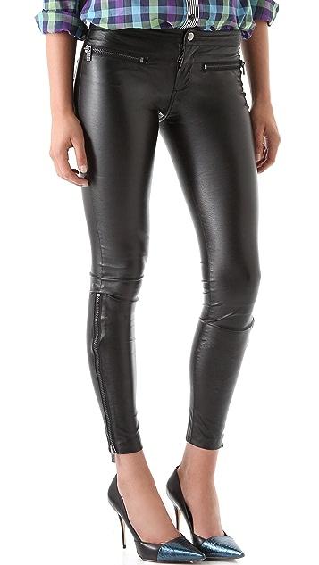Kelly Wearstler Souxsie Faux Leather Pants