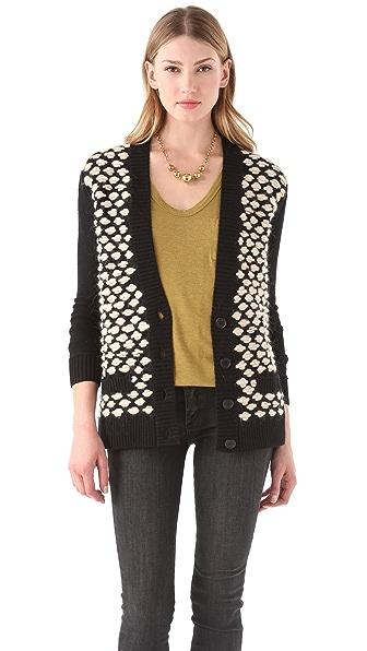 Kelly Wearstler Somerville Varsity Sweater