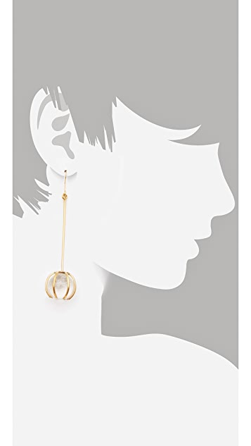 Kelly Wearstler Quartz Drop Earrings