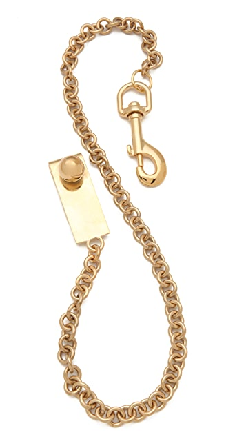 Kelly Wearstler Sphere Wallet Chain