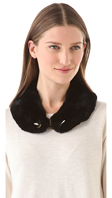 Kelly Wearstler Fido Fur Collar
