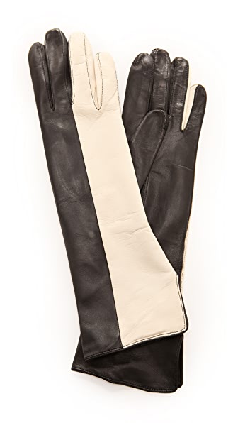 Kelly Wearstler Horizon Leather Gloves