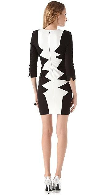 Kelly Wearstler Sharks Tooth Dezza Dress