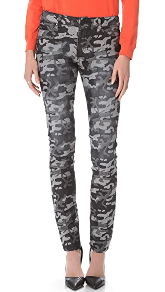 Kelly Wearstler Camo Jeans