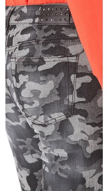 Kelly Wearstler Camo Jeans
