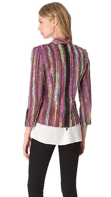 Kelly Wearstler Eyelash Tweed Jacket
