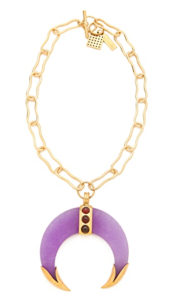Kelly Wearstler Moon Statement Necklace