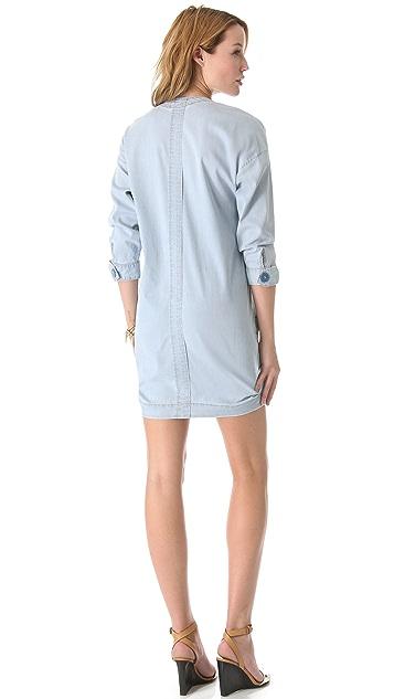 Kelly Wearstler Vintage Denim Popover Dress