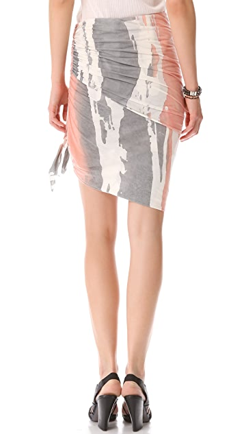Kelly Wearstler Batik Spill Skirt