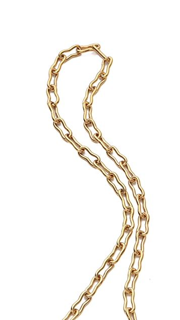Kelly Wearstler Tiered Stone Necklace