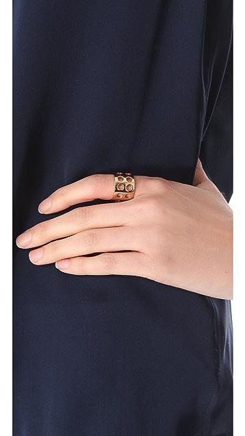 Kelly Wearstler Perforated Ring