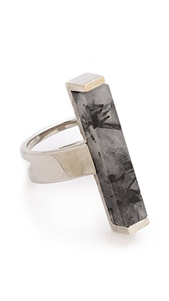 Kelly Wearstler Stone Rod Ring