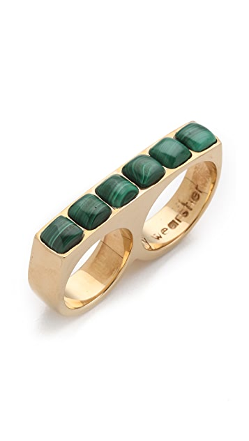 Kelly Wearstler Cabochon Band Ring