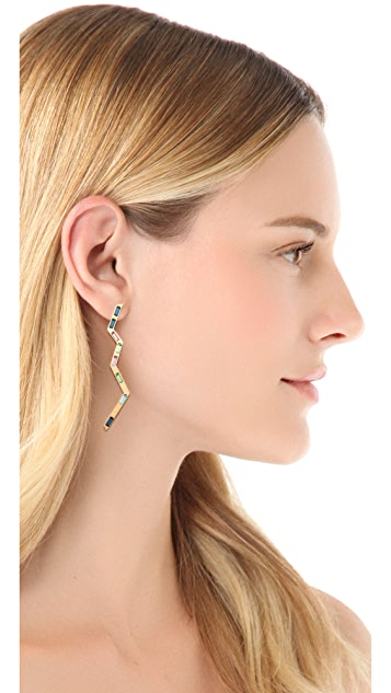 Kelly Wearstler Carlton Earrings