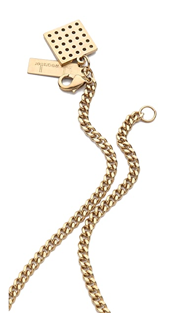 Kelly Wearstler Hudson Pendant Necklace