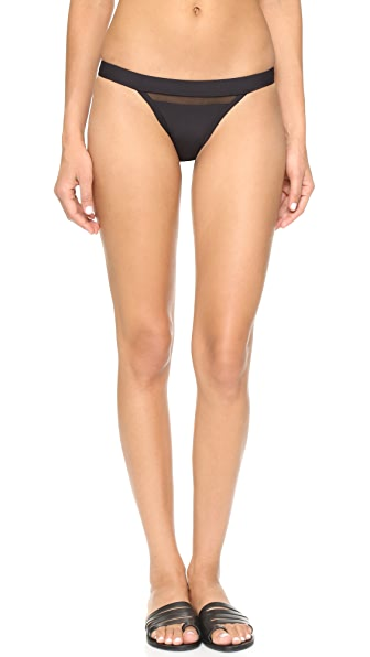 KOPPER & ZINK Evie Bottoms In Black