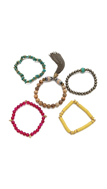 Lacey Ryan Dare Me Bracelet Set