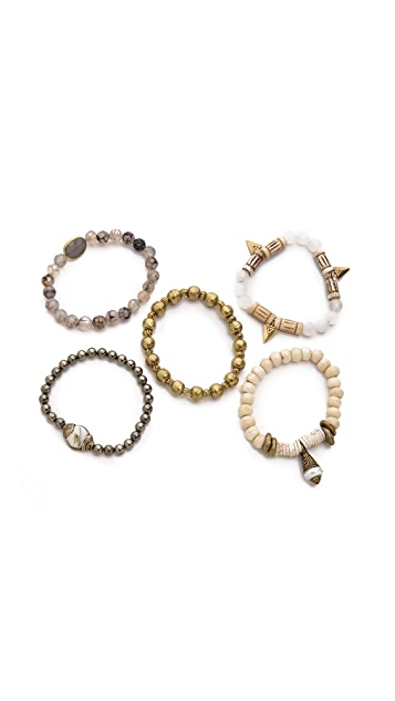 Lacey Ryan Purity Bracelet Set