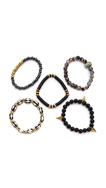 Lacey Ryan Strength Bracelet Set