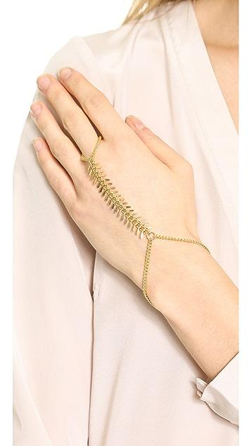 Lacey Ryan Spine Hand Chain