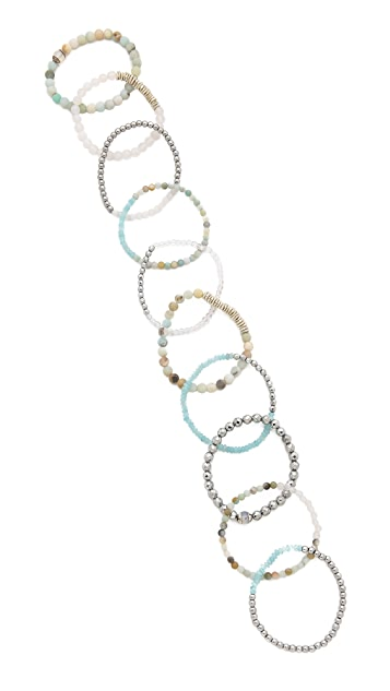Lacey Ryan Ocean Breeze Bracelet Set
