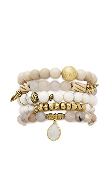 Lacey Ryan Clarity Bracelet Set